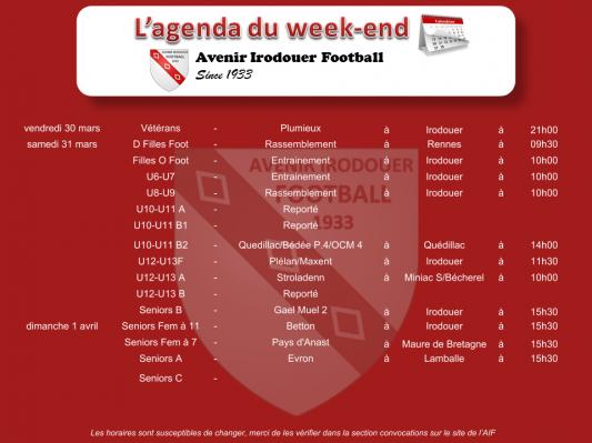180401 agenda weekend 1