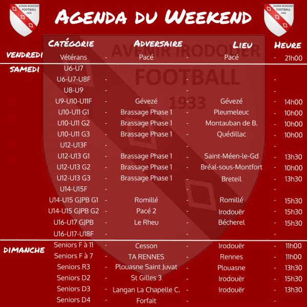 200927 agenda weekend