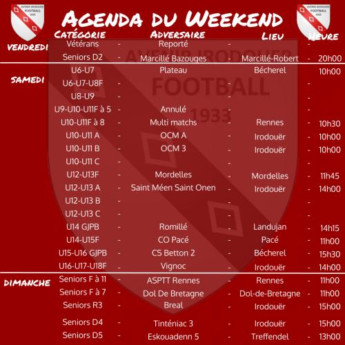 20200209 agenda weekend
