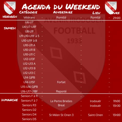 20200223 agenda weekend