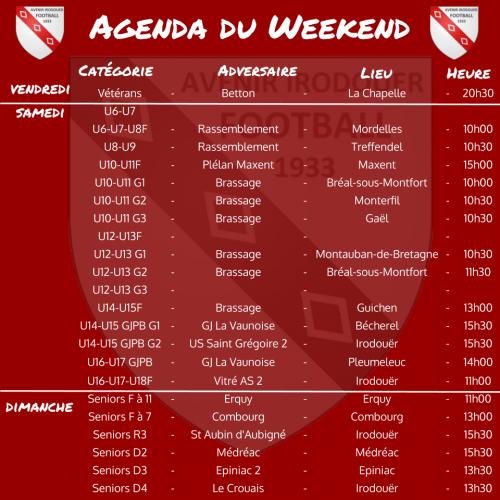 20201010 agenda weekend 1