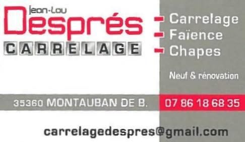 Despres carrelage