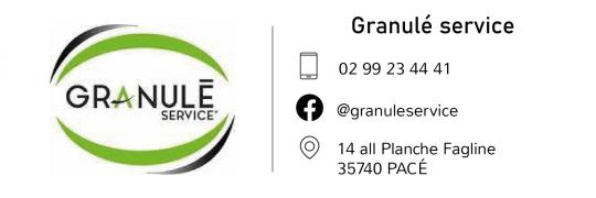 Granule service 4x