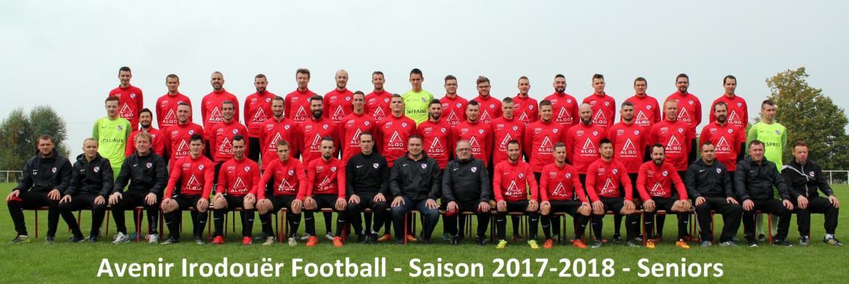 Groupe seniors 2017 2018