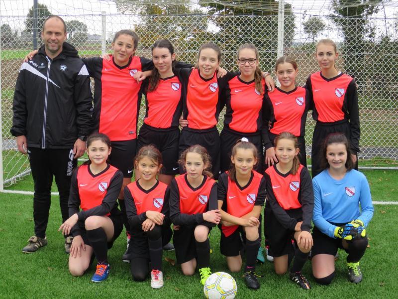 Groupe u12 u13f