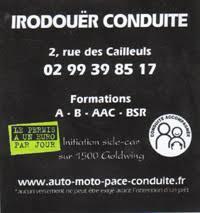 Irodouer conduite logo