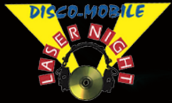 Laser night logo