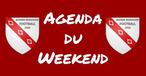 Logo agenda weekend