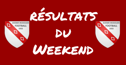 Logo resultats weekend