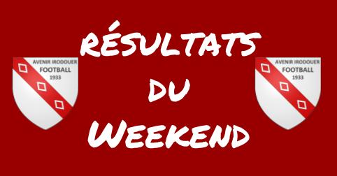 Logo resultats weekend