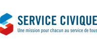 Logo service civique 1