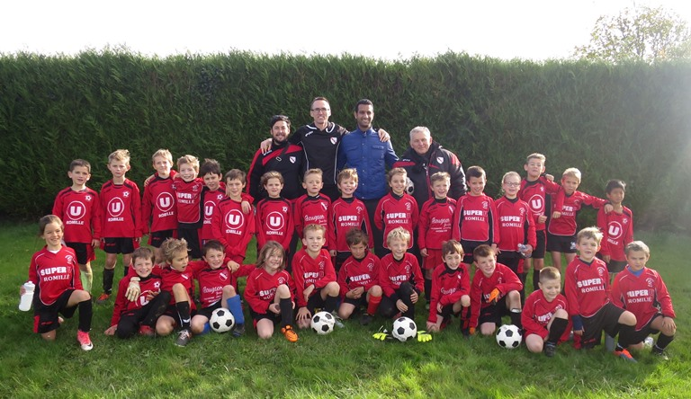Photo groupe u8u9 1