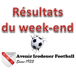 Resultats weekend logo 1