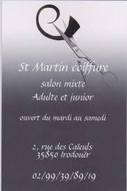 St martin coiffure